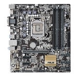 ASUS Motherboard Socket LGA 1151 [B150M-A] - Motherboard Intel Socket LGA1151