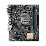 ASUS Motherboard Socket LGA 1151 [H110M-E D3] - Motherboard Intel Socket LGA1151