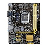 ASUS Motherboard Socket LGA1150 [H81M-E] (Merchant) - Motherboard Intel Socket Lga1150