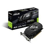 ASUS NVIDIA GeForce GTX 1050 [PH-GTX1050TI-4G] - Vga Card Nvidia