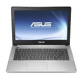 ASUS Notebook A455LA-WX667T Non Windows - Black (Merchant) - Notebook / Laptop Consumer Intel Core I3