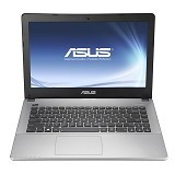 ASUS Notebook A455LF-WX158D Non Windows [90NB08L2-M02570] - Black