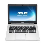 ASUS Notebook A455LF-WX160D Non Windows - White