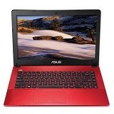 ASUS Notebook A455LF-WX161D Non Windows [90NB08L4-M02600] - Red - Notebook / Laptop Consumer Intel Core I3