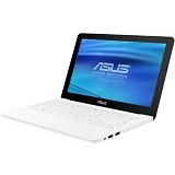 ASUS Notebook E202SA-FD001D Non Windows - White (Merchant) - Notebook / Laptop Consumer Intel Celeron