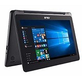 ASUS Notebook Q302LA-BHI3T11 - Black (Merchant) - Notebook / Laptop Hybrid Intel Core I3
