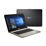 ASUS Notebook X441U-VWX158T - Black (Merchant) - Notebook / Laptop Consumer Intel Core I3