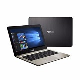 ASUS Notebook X441UA-WX095T - Black (Merchant) - Notebook / Laptop Consumer Intel Core I3
