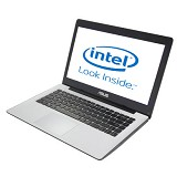 ASUS Notebook X455LA-WX081D - White - Notebook / Laptop Consumer Intel Core i3