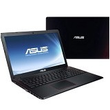 ASUS Notebook X550JX-XX031D Non Windows - Black/Red (Merchant) - Notebook / Laptop Consumer Intel Core I7