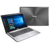 ASUS Notebook X550VQ-XX016D Non Windows - Glossy Black (Merchant) - Notebook / Laptop Consumer Intel Core I5