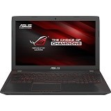 ASUS ROG FX553VD-DM001 Non Windows - Black - Notebook / Laptop Gaming Intel Core I7