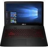 ASUS ROG GL552VW - Non Windows - Black (Merchant) - Notebook / Laptop Gaming Intel Core I7