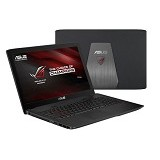 ASUS ROG GL552VX-DM409T (Core i7-7700HQ 4GB) - Black (Merchant) - Notebook / Laptop Gaming Intel Core I7