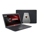 ASUS ROG GL752VW - Black (Merchant) - Notebook / Laptop Gaming Intel Core I7