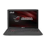 ASUS ROG GL752VW-T4211T- Black (Merchant) - Notebook / Laptop Gaming Intel Core I7