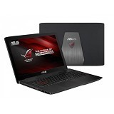ASUS ROG GL752VW-T4498T (Merchant) - Notebook / Laptop Gaming Intel Core I7