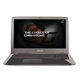 ASUS ROG GX8G701VI-XS78K - Titanium (Merchant) - Notebook / Laptop Gaming Intel Core I7