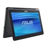 ASUS Transformer Book Flip TP200SA-FV0155D - Dark Blue - Notebook / Laptop Hybrid Intel Quad Core