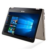 ASUS VivoBook Flip TP301UJ-DW079T - Gold - Notebook / Laptop Hybrid Intel Core i7
