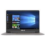ASUS ZenBook UX410UQ-GV090T - Quart Grey - Ultrabook / Sleekbook Intel Core I7