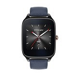 ASUS Zenwatch 2 Sparrow (Leather Strap) [WI501Q] - Navy Blue