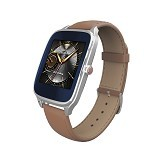 ASUS Zenwatch 2 Sparrow (Rubber Strap) [WI501Q] - Camel (Merchant) - Smart Watches