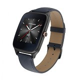 ASUS Zenwatch 2 Sparrow [WI501Q] - Navy Blue (Merchant) - Smart Watches