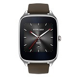 ASUS Zenwatch 2 [WI501Q] Silver - Leather Camel (Merchant) - Smart Watches