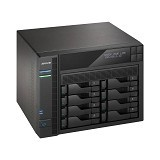 ASUSTOR NAS Tower [AS6208T] (Merchant) - Nas Storage Tower