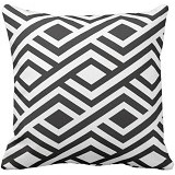 ATHLEA HOME DECOR Sarung Bantal Sofa Monochrome 40x40 #1 (Merchant)