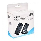 ATT Flash Trigger PX-82 for Canon (Merchant) - Flash Wireless Trigger and Slave