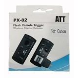 ATT Flash Trigger PX-82 for Nikon (Merchant) - Flash Wireless Trigger and Slave