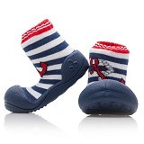 ATTIPAS Happy Walk Size L [AM01-Anchor-Red] - Marin Anchor Red - Sepatu Anak