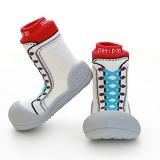 ATTIPAS Happy Walk Size M [AZ02-Red] - New Sneaker Red - Sepatu Anak