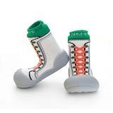 ATTIPAS Happy Walk Size M [AZ04-Green] - New Sneakers Green - Sepatu Anak