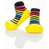 ATTIPAS Happy Walk Size XL [AR05-Yellow] - Rainbow Yellow - Sepatu Anak