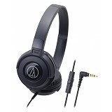 AUDIO-TECHNICA Headphone [ATH-S100iS] - Black