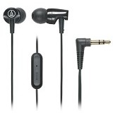 AUDIO-TECHNICA SonicFuel™ In-ear Headphones [ATH-CLR100is] - Black - Earphone Ear Monitor / Iem