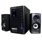 AUDIOBOX K800 FMR - Black - Speaker Computer Performance 2.1