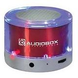 AUDIOBOX P200 SDU - Red - Speaker Portable