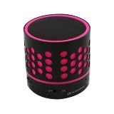 AUDIOBOX Portable Bluetooth Speaker [P1000] - Pink - Speaker Bluetooth & Wireless