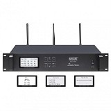 AUDIOCORE Microphone Conference Wireless [WCS-1000M] (Merchant) - Microphone System