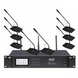 AUDIOCORE Microphone Conference Wireless [WCS-1000 Paket 2] (Merchant) - Microphone System