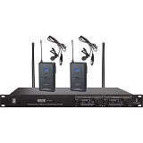 AUDIOCORE Microphone Wireless Systems [WL-6420U] (Merchant) - Microphone Live Vocal