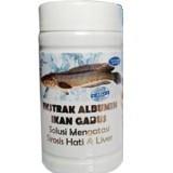 AUDYSHOP Ekstrak Albumin Ikan Gabus 60 Kapsul - Suplement Kesehatan Organ Hati