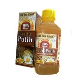 AUDYSHOP Madu Putih Royal Jelly & Bee Pollen - Madu