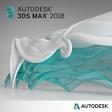 AUTODESK 3ds Max 2018 (3-Years Subscription) - Software Animation / 3d Licensing