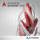 AUTODESK AutoCAD 2018 (2-Years Subscription) - Software Animation / 3d Licensing