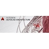 AUTODESK AutoCAD Architecture 2017 2-Year Subscription with Basic Support - Software Animation / 3d Licensing